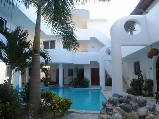 Koox Matan Ka'an Hotel: alberca
