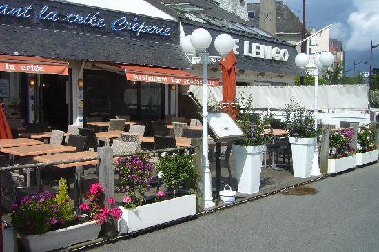 Le Croisic, France : exterieur