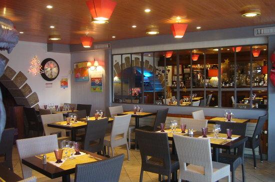 Restaurant La Criee: salle 1