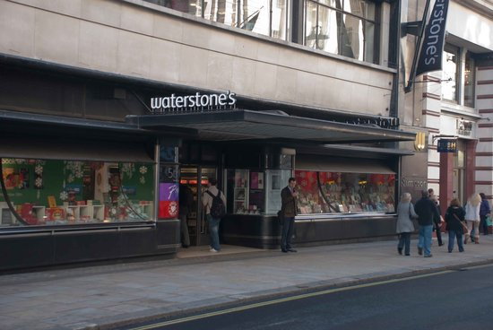 ‪Waterstone's Booksellers Ltd‬