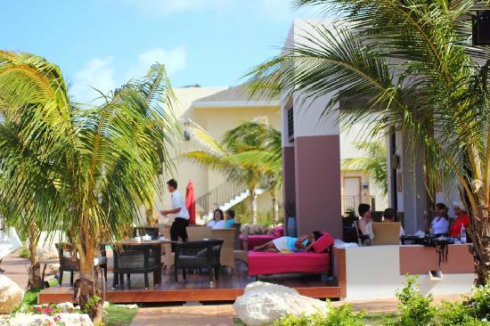 Melia Buenavista: Lobby bar