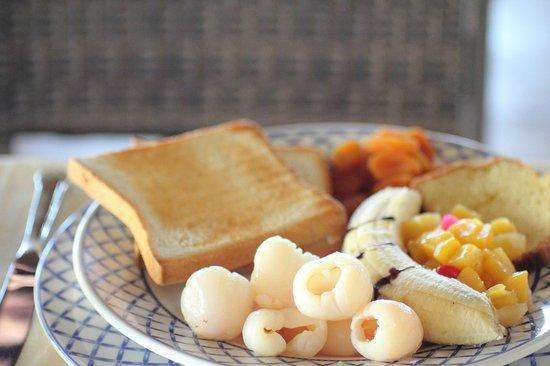 Melia Buenavista: Breakfast