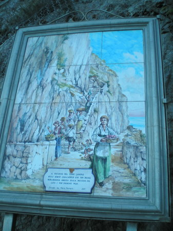 Scala Fenicia (Phoenician Steps)