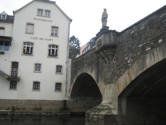Grand Hotel de Vianden : around the village