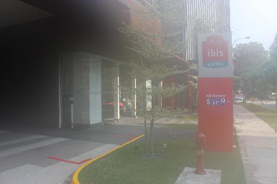 ไอบิส สิงคโปร์ โนเวนา: IBIS Novena 1