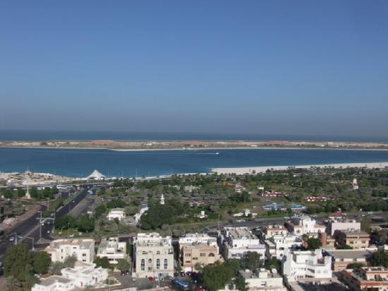 Sheraton Khalidiya Hotel: Ausblick vom Pool