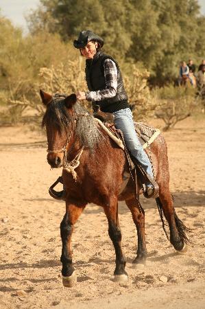 Rancho de los Caballeros: Good ole Joshua