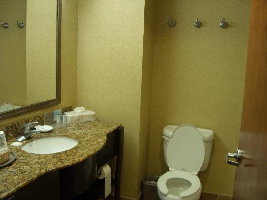 Hampton Inn & Suites of Ft. Pierce: Baño
