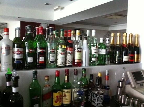 Tipsy Bar & Grill: barr