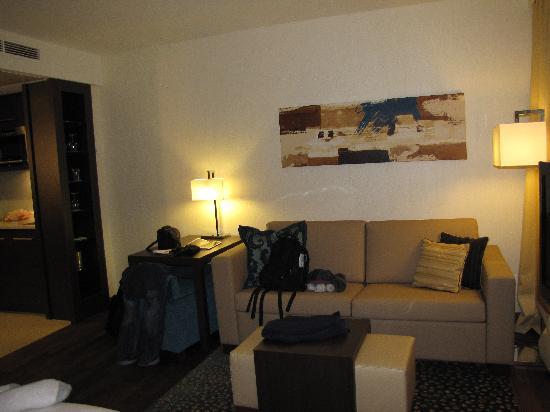Residence Inn München City Ost: Sitting area