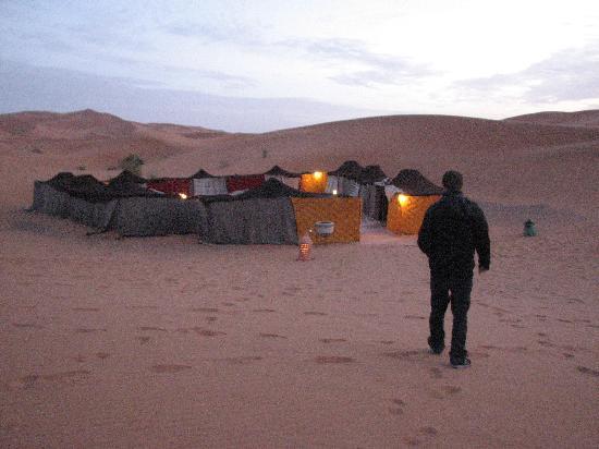 Auberge Kasbah Leila: la jaima