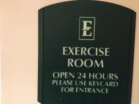 Embassy Suites by Hilton North Charleston - Airport/Hotel & Convention: 24h gym