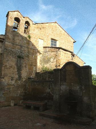 Sovana, Italia: Chiesa di Santa Maria