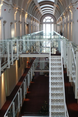 Image gallery malmaison oxford for Prison converted to hotel