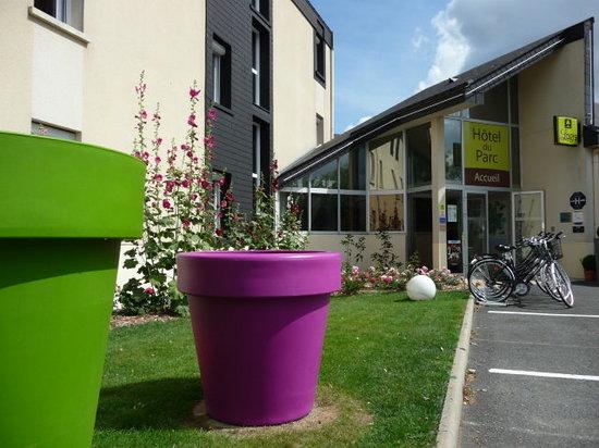 Hotel du Parc - Saumur - Loire Valley