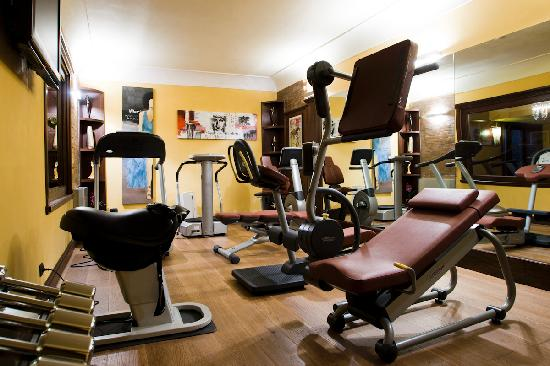 Baia di Ulisse Wellness & SPA: Gym