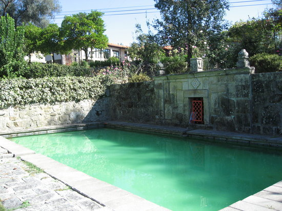 Quinta da Cancela : the pool