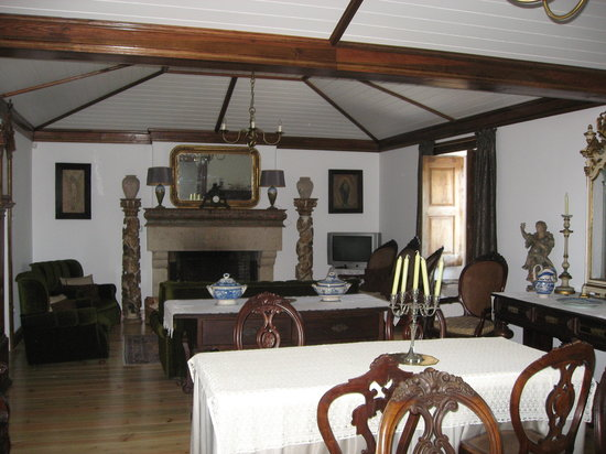 Quinta da Cancela: living room