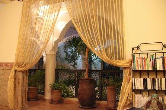 Riad Bamaga Hotel: 1st floor