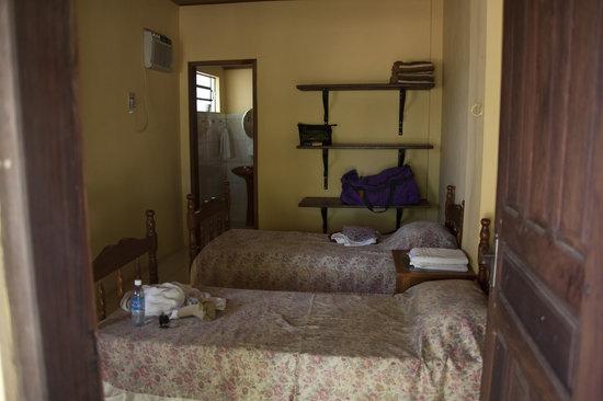 Fazenda Pouso Alegre: Room