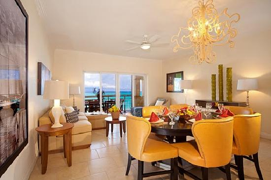 Alexandra Resort : Luxury Oceanfront Suite