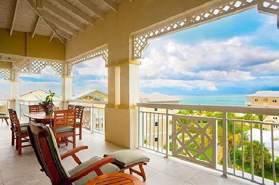 Alexandra Resort : Two Bedroom Balcony