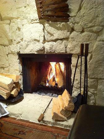 Aspen Silverglo : Fireplace