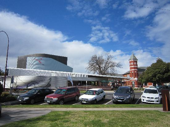 Wangaratta Performing Arts Centre : Your Regional Performing Arts Centre