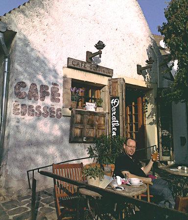 Dorothea Bistro Café : Outside Dorothea