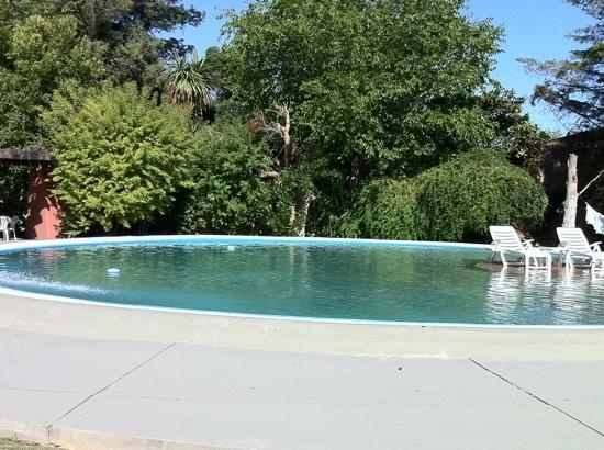 Pool - Robles de Besares Photo