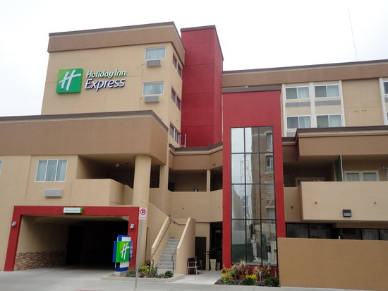 Holiday Inn Express - Los Angeles Downtown West: Exterior
