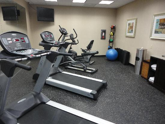Holiday Inn Express - Los Angeles Downtown West: Fitness Room - very good size!