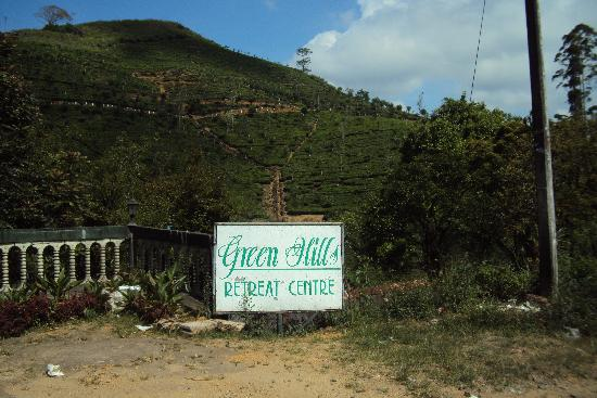Green Hills Retreat Center & Restaurant: here you are