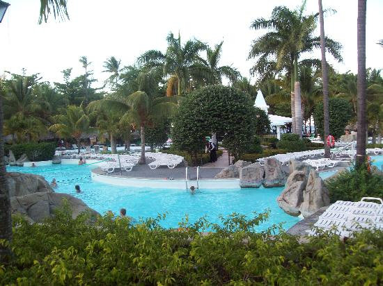 ClubHotel Riu Bachata: The Pool Area