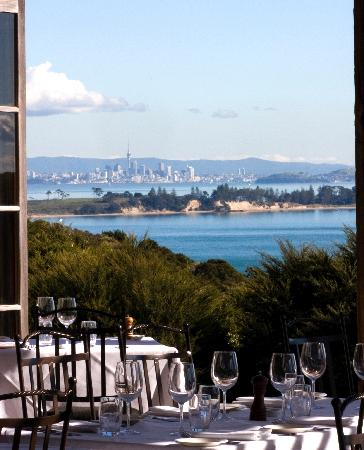 Mudbrick Vineyard & Restaurant: View from the Main Restautant