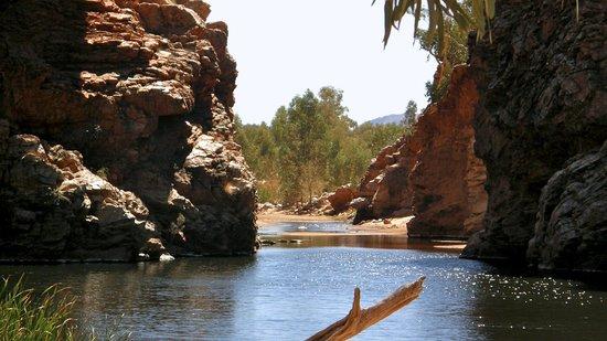 Red Centre, Australia: Ellery Creek