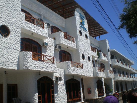 Grand Hotel Lobo de Mar: Infraestructura del hotel