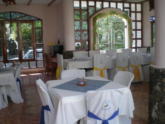Grand Hotel Lobo de Mar: Restaurant