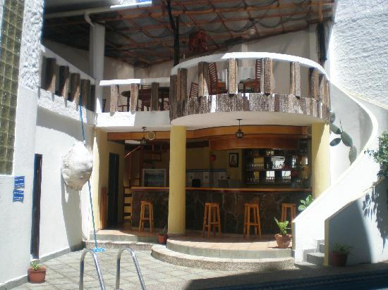 Grand Hotel Lobo de Mar: Bar