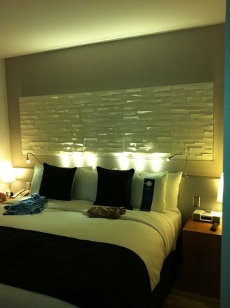 Radisson Blu Aqua Hotel: Room 507