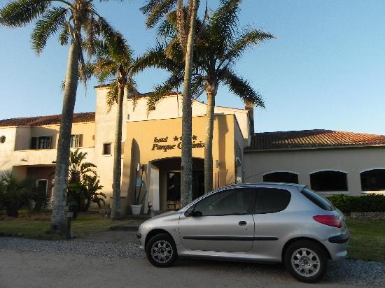 Hotel Parque Oceanico: Fachada hotel