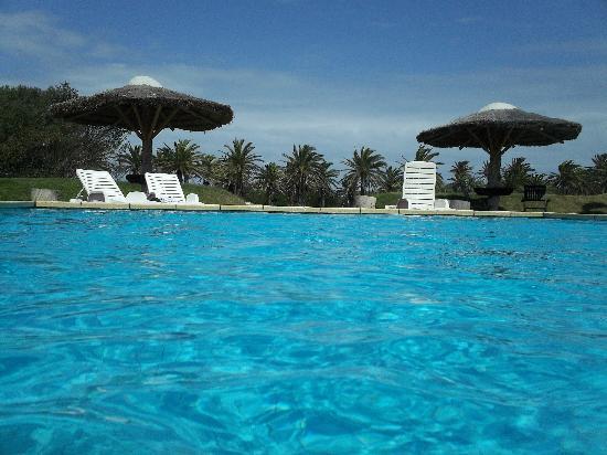 Hotel Parque Oceanico: Una de las piscinas externas