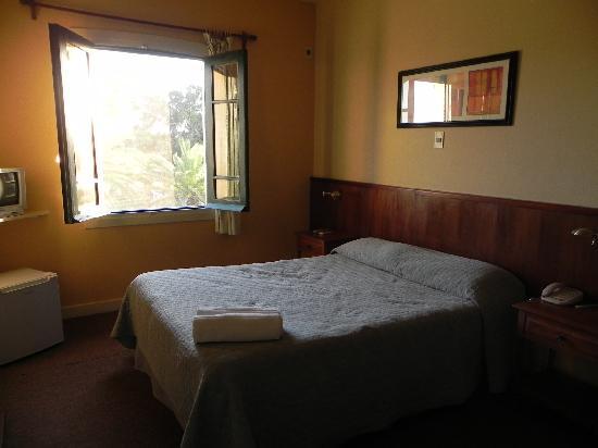 Hotel Parque Oceanico: Habitación