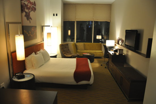 Kimpton Ink48 Hotel: city view studio king