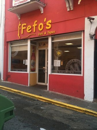 ‪Fefo's Deli and Tapas‬
