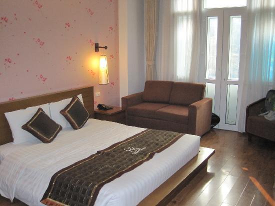 Hanoi Luxor Hotel : King 1