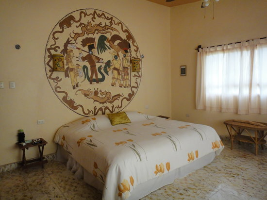 Casa Hamaca Guesthouse: The Gold room