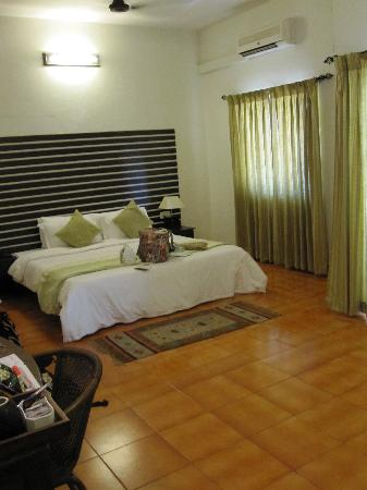 Alegria - The Goan Village: room