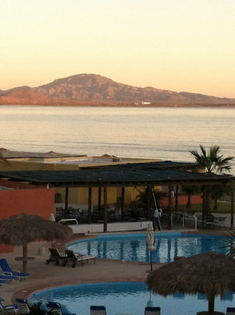 Loreto Bay Golf Resort & Spa at Baja: The view from our room
