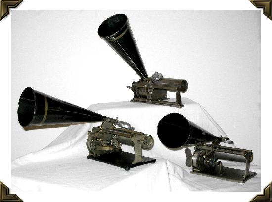 J.A. Cooley Museum: Phonograph Collection